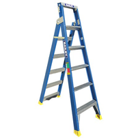 Bailey Professional Riveted Dual Purpose Fibreglass Ladder