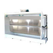 Spraybooths | PolexTM Wet Spraybooth Series