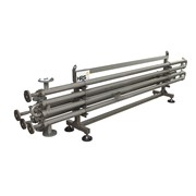 Heat Exchangers | DTR - Industrial Double Tube w/ Removable Tube