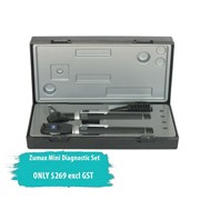 Mini Diagnostic Set DM6C-a Opthalmoscope & OT8C Otoscope