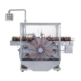 Automatic Airjet Bottle Rinser / Washer Machine