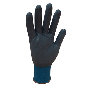 Nylon/Spandex Gloves with Micro Foam Flex Nitrile Coating - Madrid