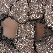 Freeway pothole repair made simple