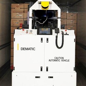 Automatic Trailer Loading (ATL) AGV Systems