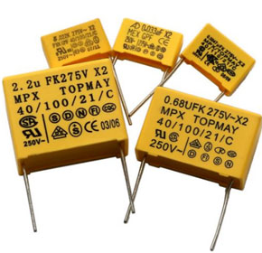 Metallized Polypropylene Capacitors | MKP-X2 series