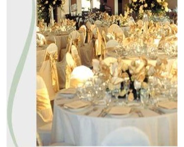 linen for all wedding functions