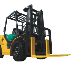4 to 5 Tonne Gas or Diesel Engine Forklifts | Komatsu CX Series