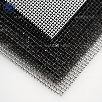 Security Mesh for Doors and Windows