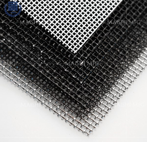 Security mesh Aluminium Extrusions for Doors and Windows