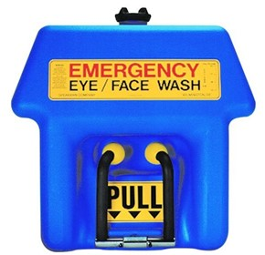79 Litre Portable Eye/Face Wash Unit