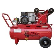 BOSS 13CFM/ 2.5HP Air Compressor (70L Tank,  Single Phase Compressors