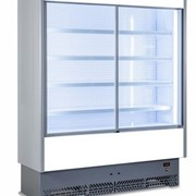 Tecnodom Vertical Display Glass Door Chiller