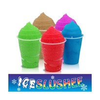 Slush Base | Soft-drink Standard Flavours