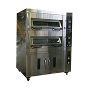 Electric Deck Oven – 4 Tray Capacity