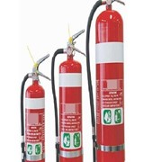 Dry Powder Fire Extinguisher - BE
