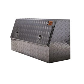 Aluminium Tool Boxes – Partial Door
