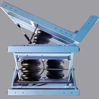 Simple scissor lift actuators cut cost in conveyors and processing