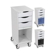 Core SP Space Saving Lab Cart