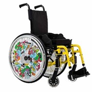 Invacare Action 3 Junior Pediatric Wheelchair
