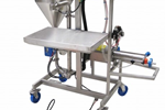 Semi Automatic Filling Machine | Model 1000 Series III