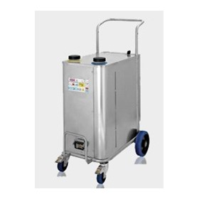 Variable Pressure Steam Cleaning Machine - Jetsteam Force