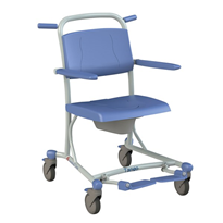 Lopital Tango Shower-Toilet Chair | LOPI5100-5700