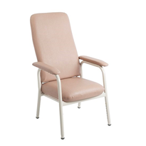Utility Chair | High Back Classic Day Chair Champagne Vinyl