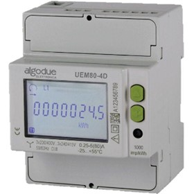 Three Phase Kilowatt Hour Meters | UEC80 & UEM80