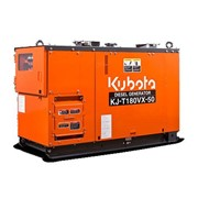 Diesel Powered Generator | KJ-T180AU-B