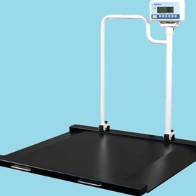 Wheelchair Platform Scale 300kg x 100kg