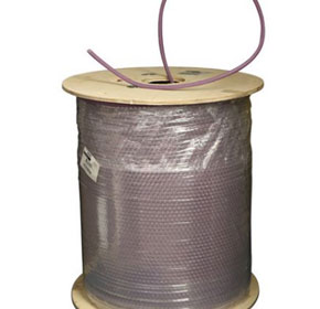 CAT 6A Copper Cable Roll / Reel 500M