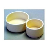 Ceramic Standard Crucibles - Circular Dishes: