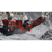 Jaw Crusher Dual Power | J-1175