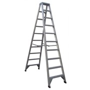 Aluminium Double Sided Step Ladder 150 kg 12ft 3.6m | CLIMBMAX