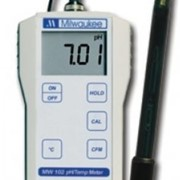 Temperature Meter | MW102 Standard Portable pH