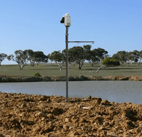 SatVUE Livestock Water Supply Monitoring System