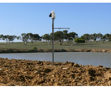 Turkey Nest Level Monitoring with SatVUE