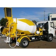 Hydraulic Transit Cement Mixer - Mini