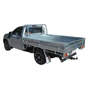 Gal Steel UTE Trays