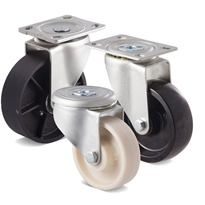 Fallshaw High and Low Temperature Castors