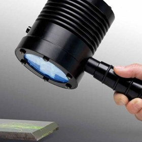 Magnetic Hand Held Particle Inspection LED UV Light | Karl Deutsch