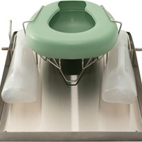 Bedpan/Urinal Bottle Washer Disinfector | ES-D Series
