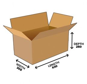32L Shipping Carton and Boxes | BoxNGo