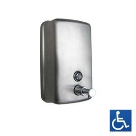Vertical Ellipse Series Soap Dispenser | 1.2L