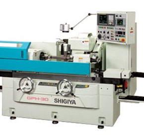 Cylindrical Grinding Machines Vertical and CNC | Shigiya