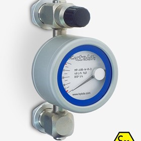 Metal Tube Flow Meter | Model MP-W