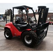 Rough Terrain Forklifts | Enforcer | 2.5T to 5.0T