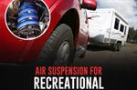 Airbag Suspension Kits for Recreational Vehicles