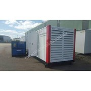 Containerised Diesel Generator | Remote Series 575KVA