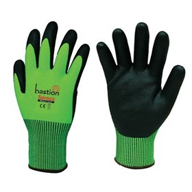 High Vis Micro Foam Gloves | Bastion Pacific | Soroca